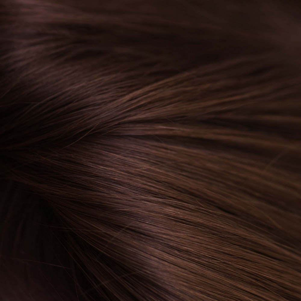 Rich Red Brown Natural Hair Colour Daniel Field
