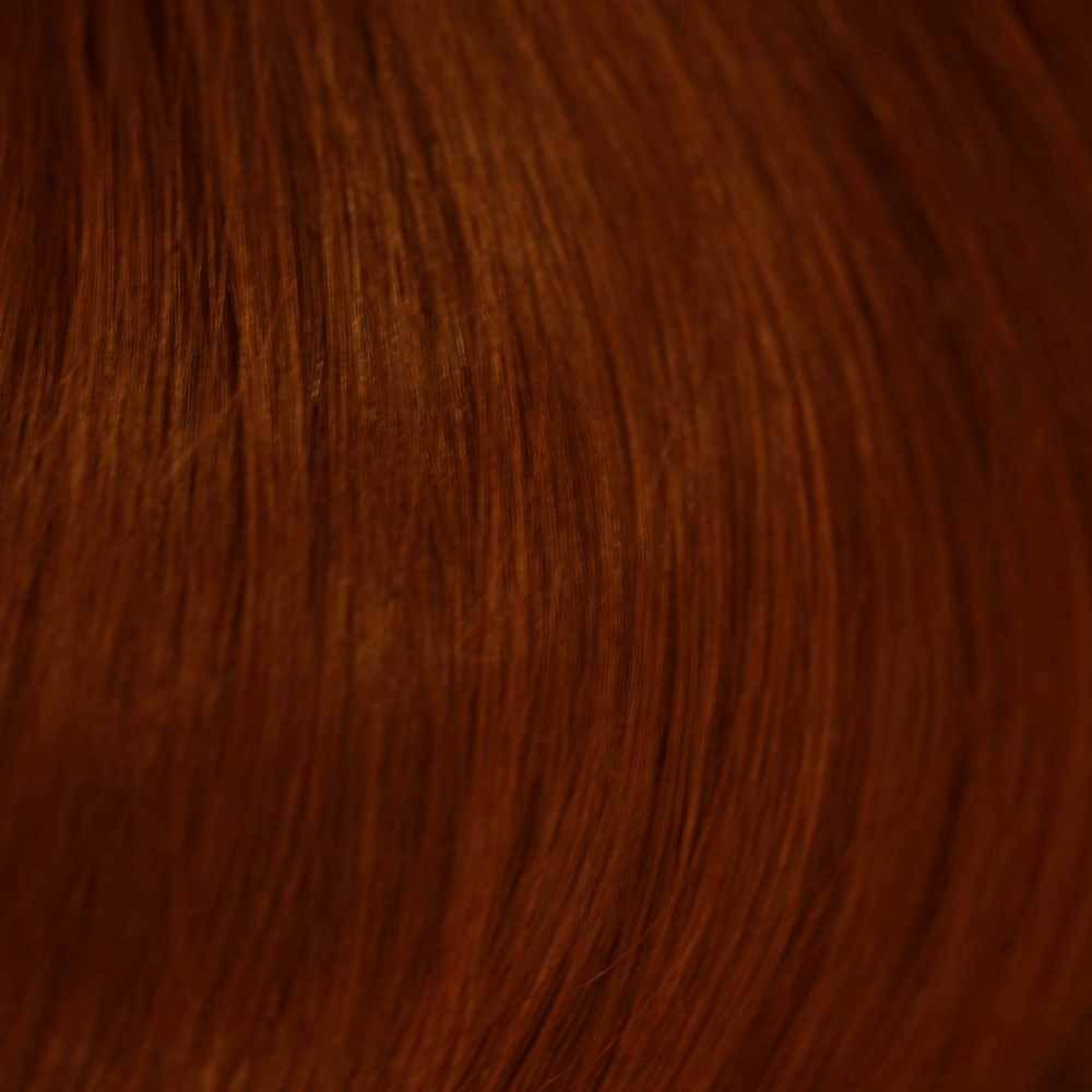 Radiant Light Red Brown Natural Hair Colour Daniel Field