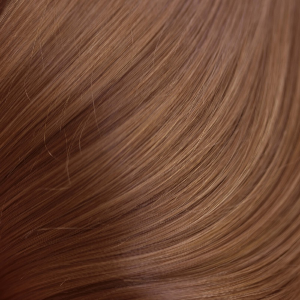 Dark Copper Blonde Natural Hair Colour Daniel Field